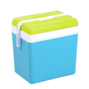 24 Ltr Promotional Cooler Box Turquoise - 13 Hr Cooler
